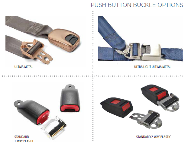 Push Button Buckle Preview